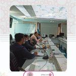 برگزاری جلسه شورای راهبری کمیتههای تخصصی انجمن شرکتهای دانشبنیان استاناصفهان